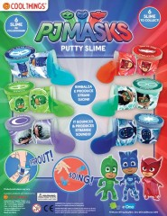 PJ Masks Putty Slime 50 mm