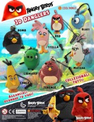 Angry Birds 3D 50mm