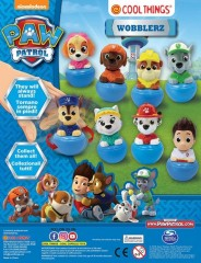 Paw Patrol Wobblerz 50 mm