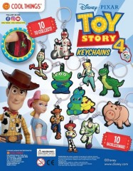 Toy Story 4 Keychains 50mm