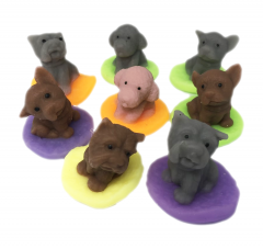 Squishy Dogs 50mm (4)